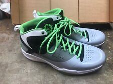 innovative design 1dbc3 abfff NIKE JORDAN FLY WADE RADIANT GREEN-WHITE-BLACK SZ 13 RARE!