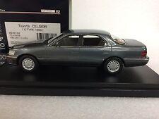 1/43 HI STORY HS101GY 1989 TOYOTA CELSIOR TYPE C LEXUS LS400 scale model car