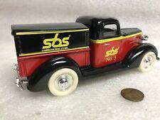 1:25 Chevy 1937 Pickup Truck SBS Scandinavian Brake System Die-Cast SpecCast
