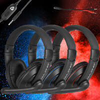 Gaming Headset Stereo Sound Headphone For PS5/Nintendo Switch/Xbox One/PC/Phone