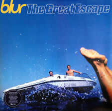 BLUR The Great Escape Remastered 2 x 180gm Special Edition Vinyl LP NEW & SEALED