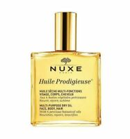 Nuxe Huile Prodigieuse 100ml Multi Purpose Dry Oil Face-Hair-Body