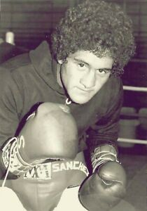 Pick 3 Salvador sanchez 1980's training photos