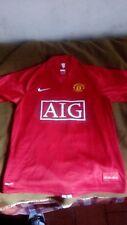 Maglia Manchester United size S MUFC shirt chest 48 cm calcio football maillot