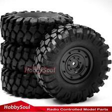 "4pcs RC 1/10 108mm 1.9"" Crawler Tires Hex 12mm Wheels for Axial tamiya rc4wd car"