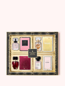 VICTORIA SECRET TEASE WARM GOURMAND GIFT SET- HOLIDAY 2020 Set- (BRAND NEW)