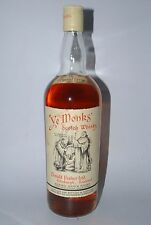 WHISKY YE MONK´S FINEST DELUXE BLEND SCOTCH WHISKY AÑOS 70 1L.