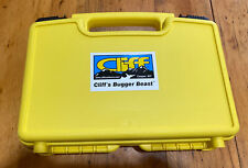 Cliff Outdoors Cliff's Buggger Beast yellow