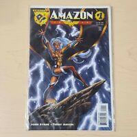 Amalgam Amazon #1 APR 1996 Wonder Woman Comic Book John Byrne