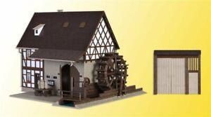 Vollmer 43687 Grain Mill IN H0 Kit Brand New