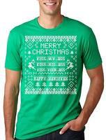 Christmas Funny hanukkah Tee Shirt Gift for Christmas hanukkah Christmas