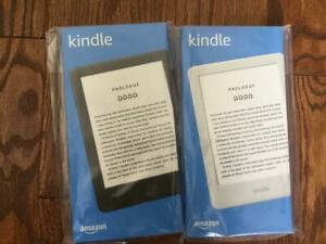 Brand New Amazon Kindle (10th Gen.-2019) 4GB, Wi-Fi Black, with Special Offers