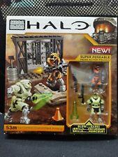 Mega Bloks Halo Containment Armory 97516 Set NEW 53 pcs rare
