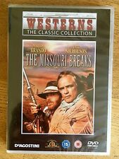WESTERN THE CLASSIC COLLECTION THE MISSOURI BREAKS  NEW DVD UK
