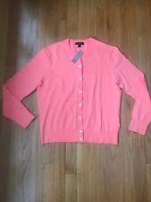 J. CREW The Caryn Cardigan long sleeve cardigan sweater L (005)