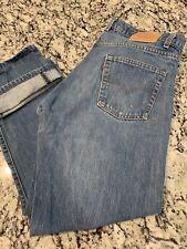 Vintage Levis 505-0217 Jeans Denim Single Stitch Usa men 34x28 70s Button 532