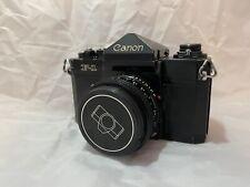 canon f1 W/ 50mm 1.8