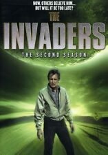 Invaders, The Invade - The Invaders: The Second Season [New DVD] Full Frame