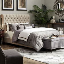 Royal London Chesterfield Style Bed Frame