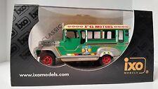 Reduced* ixo # CLC037 Jeepney Manila Fantastic Bus!! HIGHLY UNUSUAL, BRAND NEW