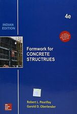 Formwork for Concrete Structures, 4/e by  Robert Peurifoy , Garold Oberlender