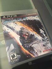 Metal Gear Rising: Revengeance PS3 Playstation 3
