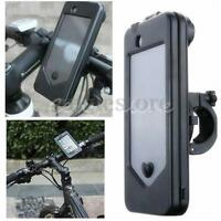 Waterproof Bicycle Motorcycle Bike Case Cover Mount Holder For iPhone SE 5S 5C 5
