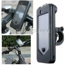 Waterproof Bicycle Motorcycle Bike Case Cover Mount Holder For iPhone