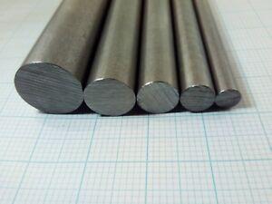 300mm Round Steel Bar EN1A, EN1A Leaded, EN3B, EN8. Custom machining available.
