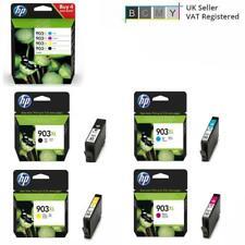Original HP 903XL Ink Cartridges T6M15AE T6M03AE T6M07AE T6M11AE 3HZ51AE (2018)