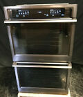"""Samsung NV51K6650DG 30"""" Electric Double Wall Oven Steam, Dual Convection, Blk SS photo"""