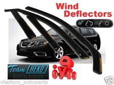 SAAB 9-3   2005 - 2012  Wind deflectors  4.pc  HEKO  28113