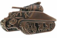 US Military M4 Sherman Tank WWII Hat or Lapel Pin H14254D63