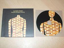 Sandro Perri - Plays Polmo Polpo (CD) 5 Tracks - CST042-2 - Nr Mint - Fast Post