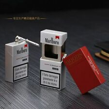 Portable Ashtray With Lid Keychain Pocket Aschenbecher Cigarette Metal Storage