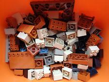 1,5 kg Steine Lego Duplo für Ritterburg Ritter braun grau schwarz Erweiterung