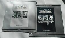 GENESIS -LP- THE DEMOS -PART 1 & 2   - SWINGIN' PIG -SIGILLATI   -