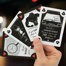 Novelty Collectable Casino Cards