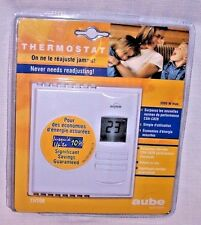 NEW Aube by Honeywell TH108  Electric Heating Non-Programmable Thermostat