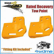 Holden Colorado RG 4WD Roadsafe Rated Recovery Heavy Duty Tow Points Kit