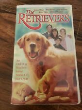 USED VHS The Retrievers , Family , Childrens , Action , Adventure , Robert Hayes