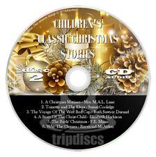 Children's Classic Christmas Stories Part 2 (Kids Fairytale Audiobooks Audio CD)
