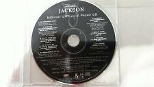 MICHAEL JACKSON- HISTORY LIFESTYLE PROMO CD- EK 7190-EDICION USA-ESTA USADO
