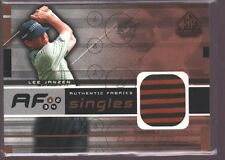 LEE JANZEN 2003 SP GAME USED PGA GOLF SHIRT JERSEY PATCH SP $8