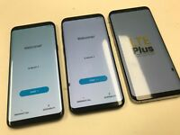 Samsung Galaxy S8+ SM-G955U1- 64GB Black  (Unlocked) 9/10 Small Black Spot
