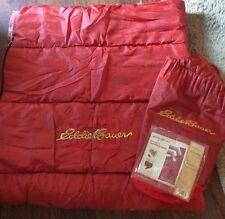 Ed Bauer Rectangular Sleeping Bag