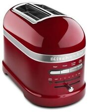 KitchenAid Red TOASTER Pro Line Series 2 Slice Automatic 5KMT2204 Toast maker