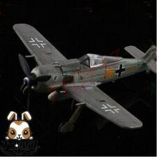 Aviation Model 1/144 Fw-190A-7 #70008_WWII German Fighter Ace Focke-Wulf AM004B