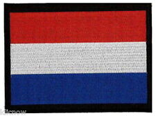 """Holland Netherlands (embroidered) Patch 5""""x 4"""" (13 x 10CM) approx"""