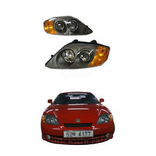 New Genuine OEM Head Light Lamp (RH & LH) set For Hyundai Tiburon Coupe 03 - 04